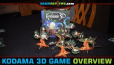 Kodama 3D Abstract Strategy Game Overview