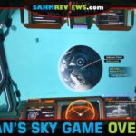 No Man's Sky sets the bar high for space exploration video games. Excellent adventures with amazing graphics are at your fingertips. - SahmReviews.com