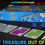 This thrift copy of Mattel's Out of Sight had never been played - the cards were still in their original wrapping! Find out what the previous owners missed! - SahmReviews.com