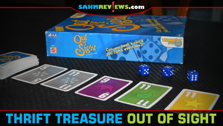 Thrift Treasure: Out of Sight Game