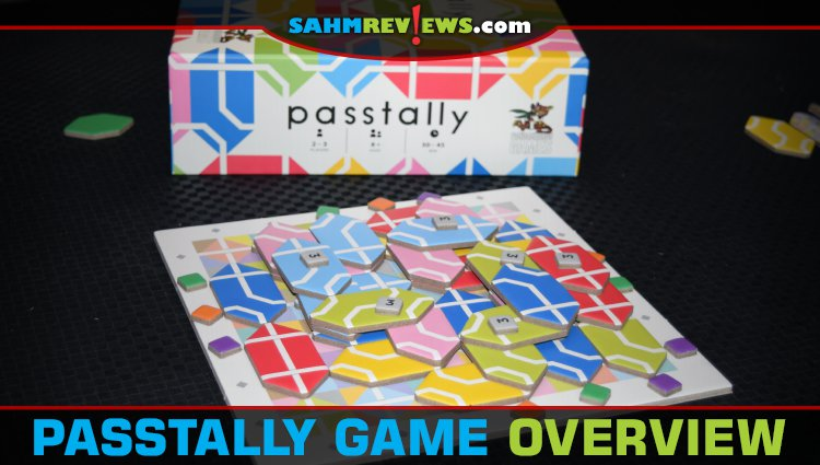 Passtally Abstract Game Overview