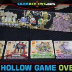 Not all 2-player games have to be about the good guys vs. the bad. The characters in the Skulk Hollow game are both fighting for what they think is right! - SahmReviews.com