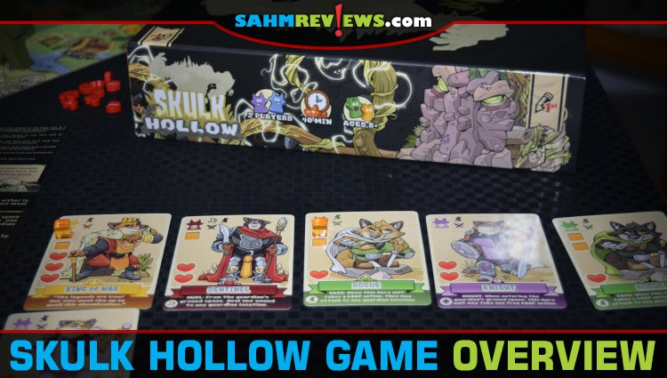 Skulk Hollow 2-Player Game Overview