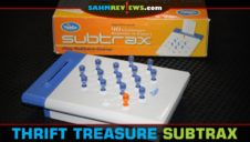 Thrift Treasure: Subtrax Puzzle Game