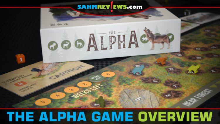The Alpha Board Game Overview