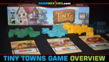 Tiny Towns Family Game Overview