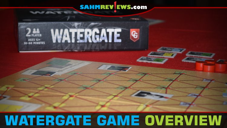 Watergate 2-Player Game Overview