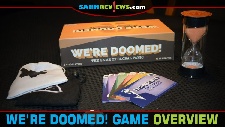 We're Doomed! Semi-Cooperative Game Overview