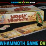 Your goal in Wooly Whammoth from Smirk & Dagger is to collect mammoth meat. But you're acting as tribes of cavemen so first you have to stay alive! - SahmReviews.com