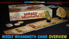 Wooly Whammoth Board Game Overview