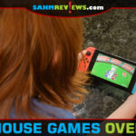 Clubhouse Games: 51 Worldwide Classics is a mix of board, card and tabletop games so you can enjoy gamenight on your Nintendo Switch. - SahmReviews.com