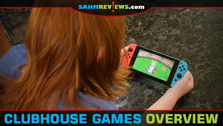 Nintendo Clubhouse Games: 51 Worldwide Classics Video Game Overview