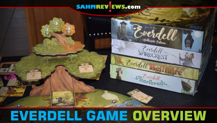 Everdell Board Game Overview