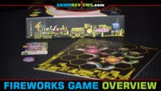 Fireworks Pattern Building Game Overview