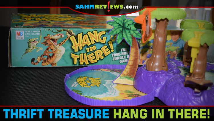 Thrift Treasure: Hang in There! Game