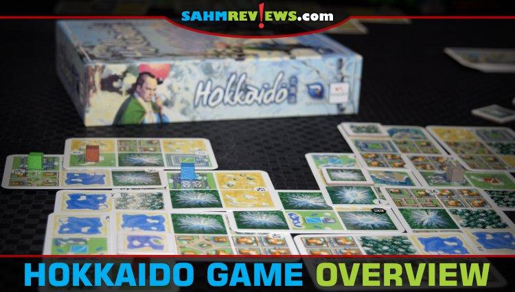 Hokkaido Card Game Overview