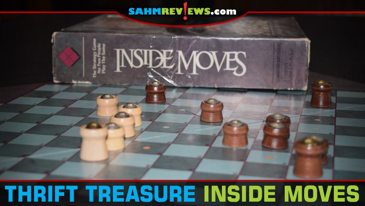 Thrift Treasure: Inside Moves Game
