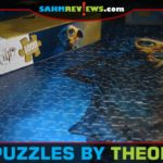 If you're looking for a different kind of puzzle to work on, see if your favorite pop culture brand is available in puzzle-form from TheOP USAopoly. - SahmReviews.com