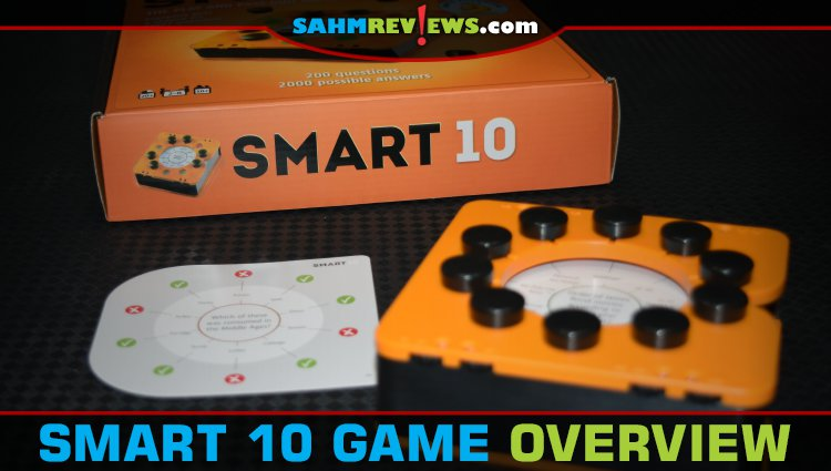 Smart 10 Trivia Game Overview