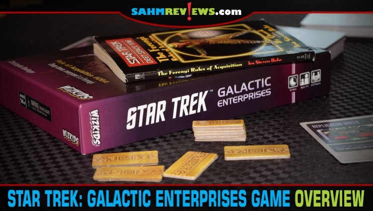 Star Trek Galactic Enterprises Game Overview