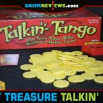 The party continues with Talkin' Tango by Patch Products! It's this week's Thrift Treasure find and holds up well considering it was published 20 year ago! - SahmReviews.com