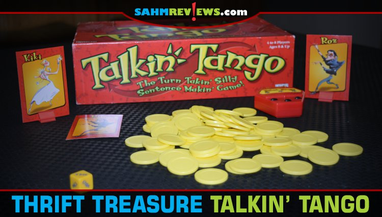 Thrift Treasure: Talkin' Tango Game