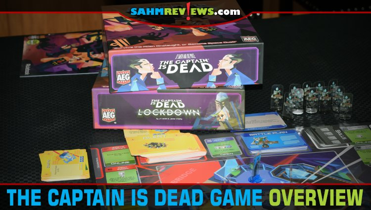 The Captain is Dead Cooperative Game Overview