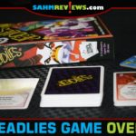 While The Deadlies card game by Smirk & Dagger is about the seven deadly sins, it doesn't mean it isn't family-appropriate. Discover what it is about! - SahmReviews.com