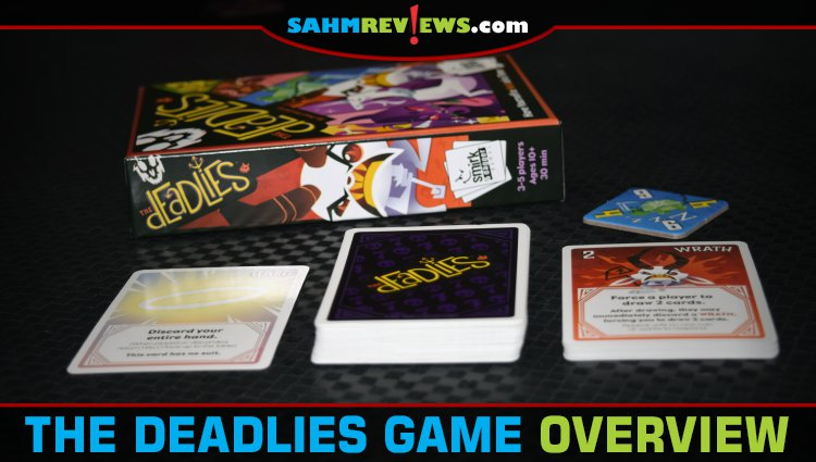 The Deadlies Card Game Overview