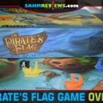 Set sail at game night and play a pirate-themed version of capture the flag. That's the object of The Pirate's Flag from CardLords. - SahmReviews.com