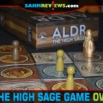 ALDR: The High Sage by Rather Dashing Games is a card game where every move you make impacts your opponents. Can you be the first to complete the elemental puzzles? - SahmReviews.com