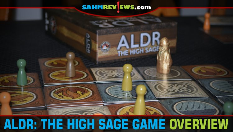 ALDR: The High Sage Card Game Overview