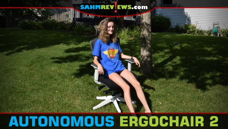 Autonomous ErgoChair 2 Overview