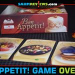Strawberry Studio is serving up fun in Bon Appetit! auction game. Place your bids and try to get the best assortment of dishes - and points! - SahmReviews.com