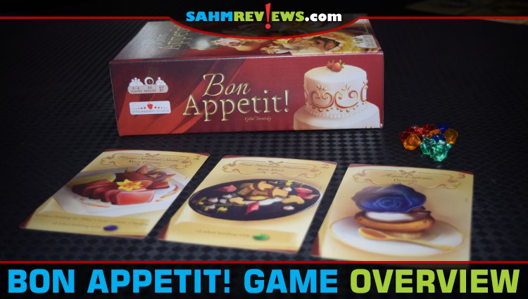 Bon Appetit! Card Game Overview