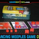 If you're the type that plays with their meeples while waiting for your turn, Breakdancing Meeples by Atlas Games may just be the solution you didn't know you needed! - SahmReviews.com