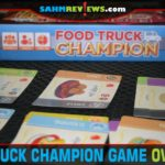 Ever wonder what it would be like to own a food truck? Food Truck Champion by Daily Magic Games does a pretty good job of simulating the experience!
