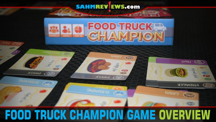 Food Truck Champion Game Overview