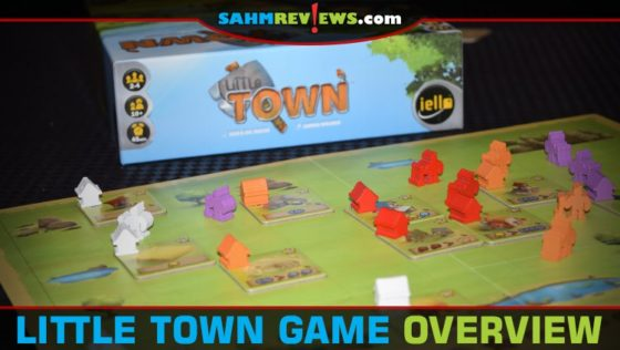 Little Town Family Game Overview