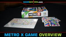Metro X Rail and Write Game Overview