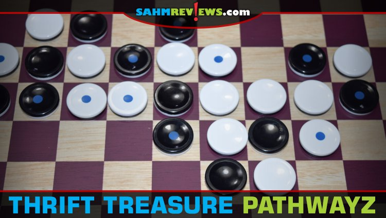 Thrift Treasure: Pathwayz Board Game