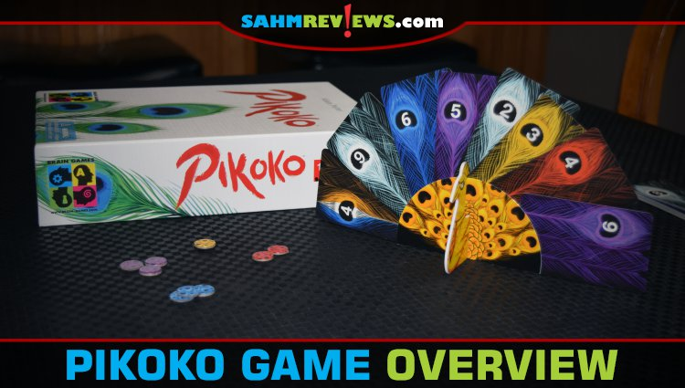 Pikoko Trick-Taking Game Overview
