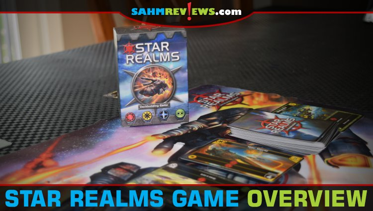 Star Realms Card Game Overview