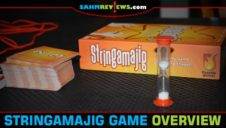 Stringamajig Party Game Overview