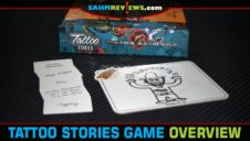 Tattoo Stories Party Game Overview