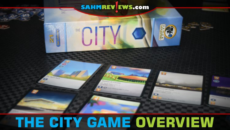 The City Card Game Overview