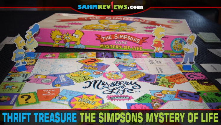 Thrift Treasure: The Simpsons – Mystery of Life