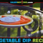 This Beau Monde vegetable dip has minimal ingredients with maximum flavor. Great for fresh vegetables and easy to make, you can whip up a batch quickly. - SahmReviews.com
