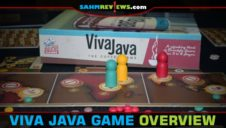 VivaJava Coffee-Themed Board and Dice Game Overviews