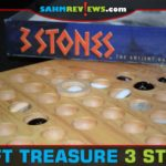 This game of 3 Stones is pretty difficult to find at thrift. Out of print for over a decade, they just don't pop up. Must be a keeper! - SahmReviews.com
